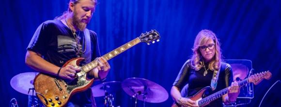 Tedeschi Trucks Band at Beacon Theatre