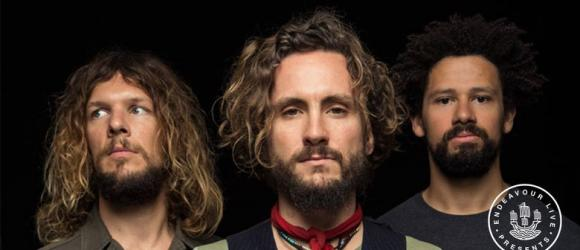 John Butler Trio at Beacon Theatre