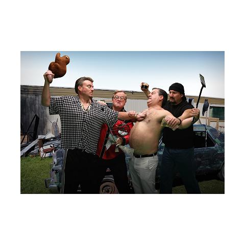 Ricky, Julian & Bubbles at Beacon Theatre