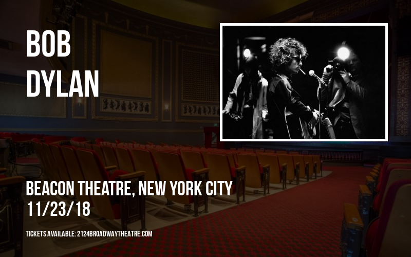 Bob Dylan at Beacon Theatre