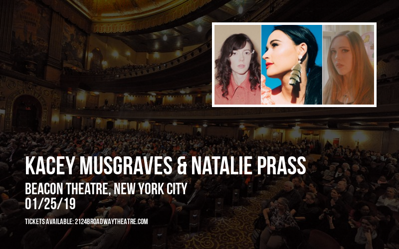 Kacey Musgraves & Natalie Prass at Beacon Theatre