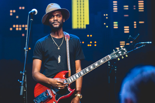 Gary Clark Jr. at Beacon Theatre