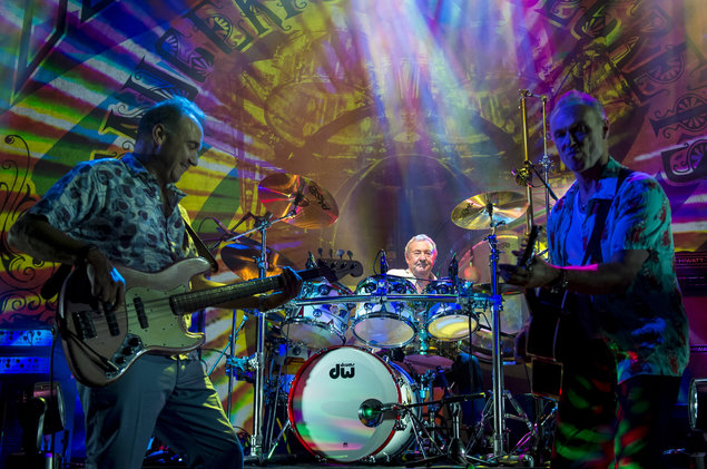 Nick Mason's Saucerful of Secrets at Beacon Theatre