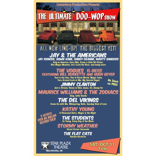 The Ultimate Doo-wop Show at Beacon Theatre