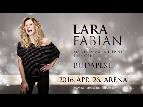 Lara Fabian at Beacon Theatre