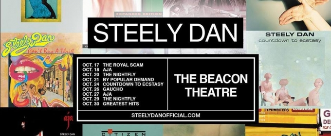 Steely Dan: The Nightfly at Beacon Theatre