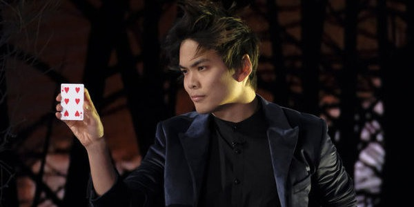 Shin Lim at Beacon Theatre