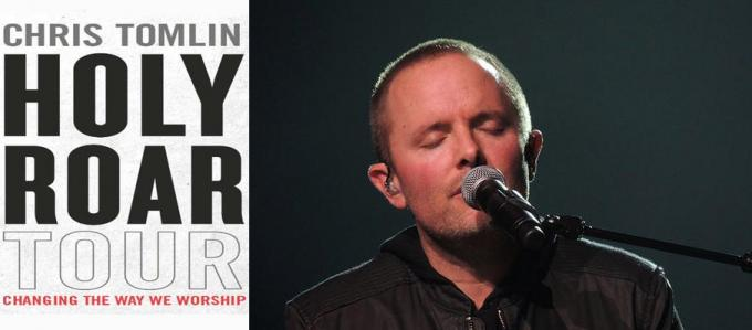 Chris Tomlin at Beacon Theatre