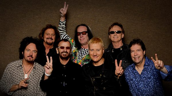 Ringo Starr and His All Starr Band at Beacon Theatre