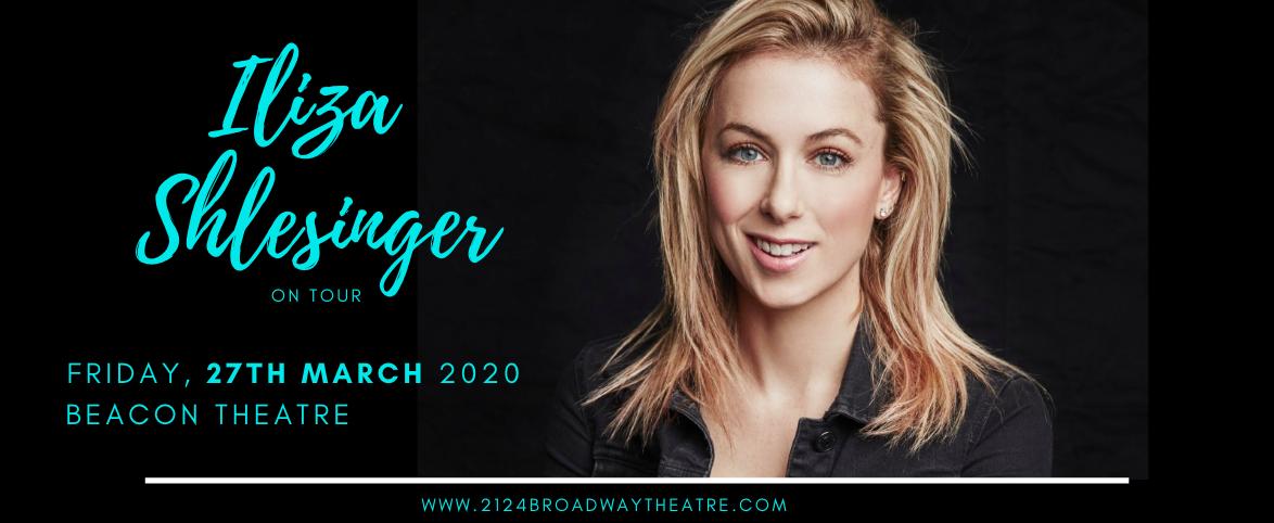Iliza Shlesinger at Beacon Theatre