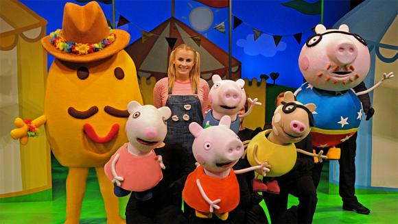 Peppa Pig [CANCELLED] at Beacon Theatre
