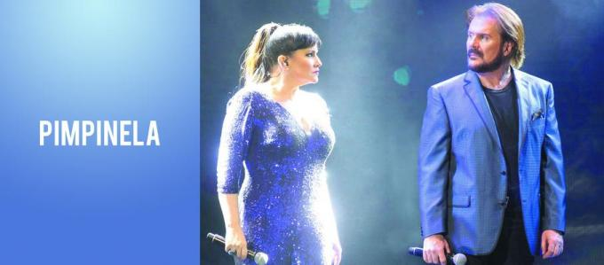 Pimpinela at Beacon Theatre