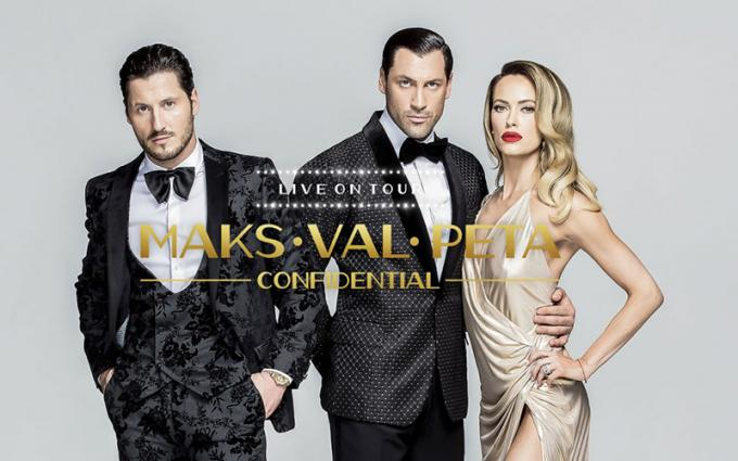 Maks & Val [CANCELLED] at Beacon Theatre