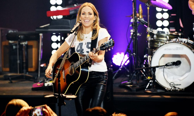 Sheryl Crow at Beacon Theatre