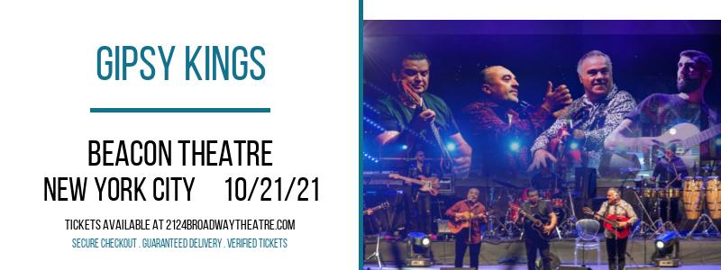 Gipsy Kings at Beacon Theatre