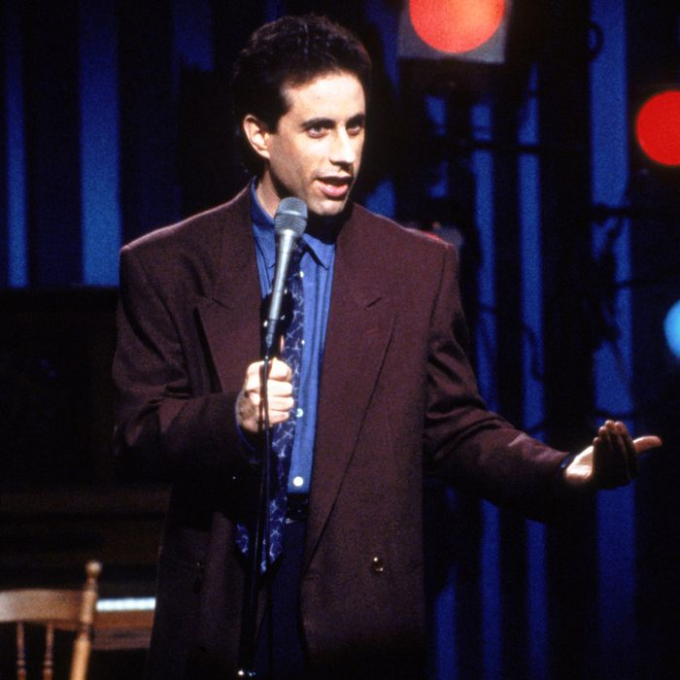 Jerry Seinfeld at Beacon Theatre