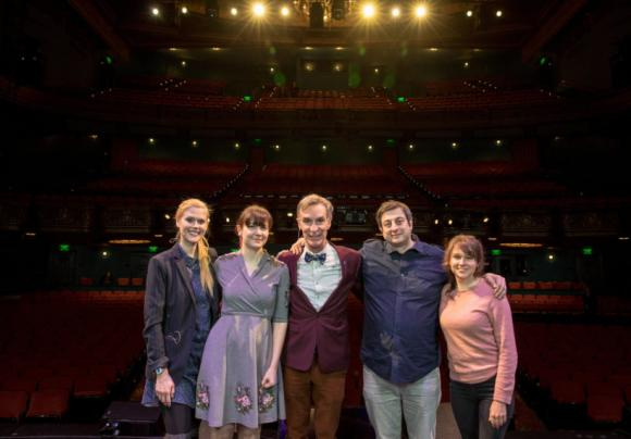 Startalk Live: Neil deGrasse Tyson & Eugene Mirman at Beacon Theatre