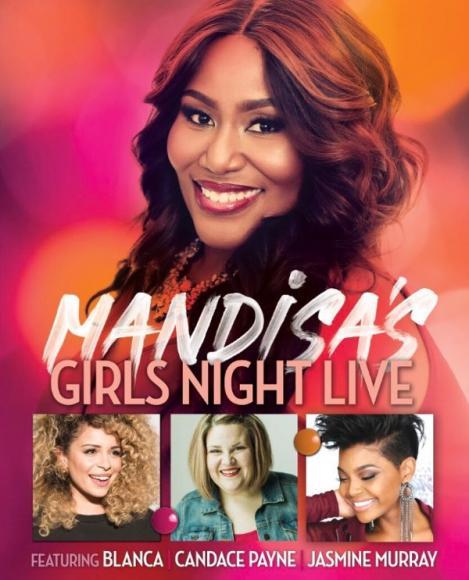 Mandisa's Girls Night Live at Beacon Theatre