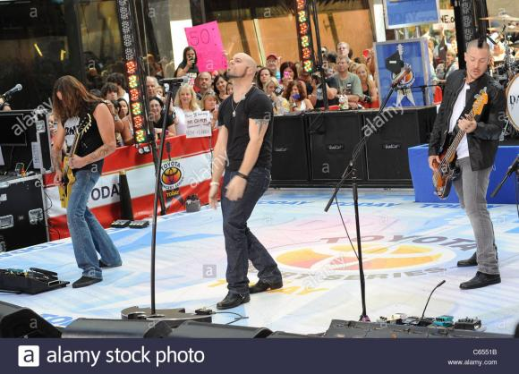 Daughtry at Beacon Theatre