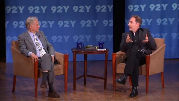 Richard Dawkins & Brian Greene at Beacon Theatre