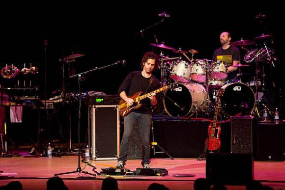 Dweezil Zappa at Beacon Theatre