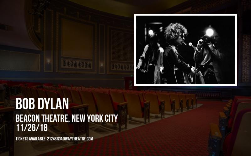 Bob Dylan at Beacon Theatre