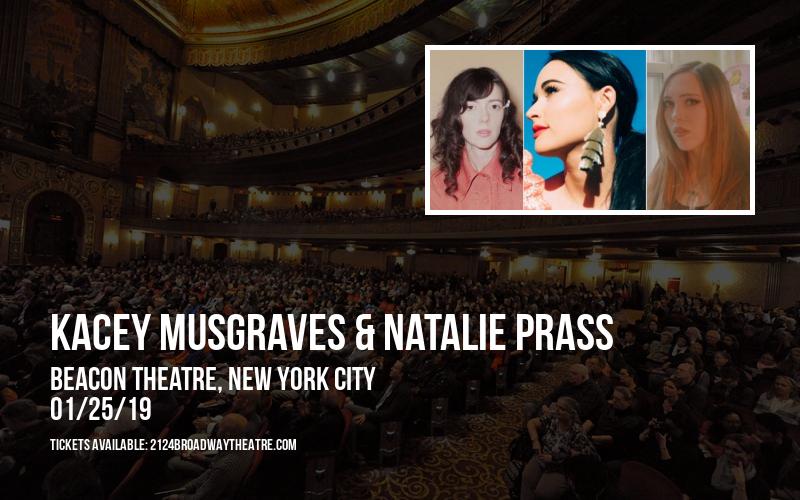 Kacey Musgraves & Natalie Prass at Beacon Theatre