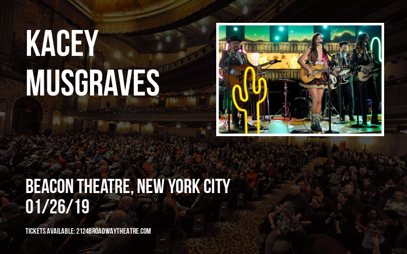 Kacey Musgraves at Beacon Theatre