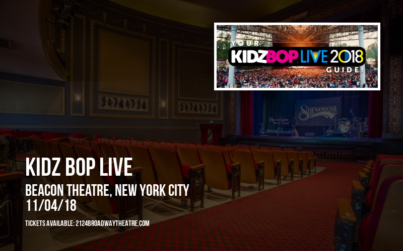 Kidz Bop Live at Beacon Theatre