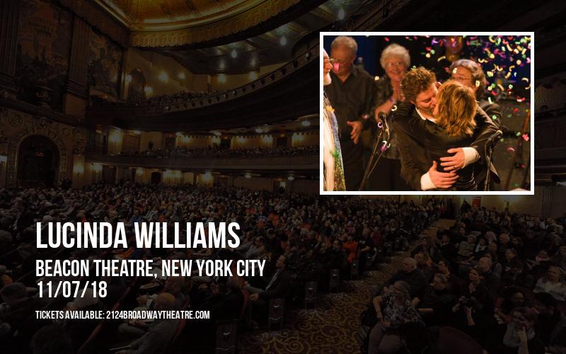 Lucinda Williams at Beacon Theatre