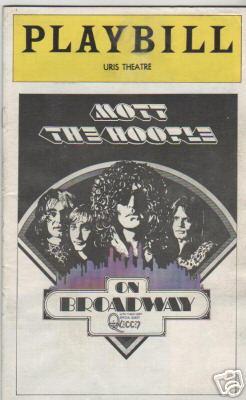 Mott The Hoople '74 at Beacon Theatre