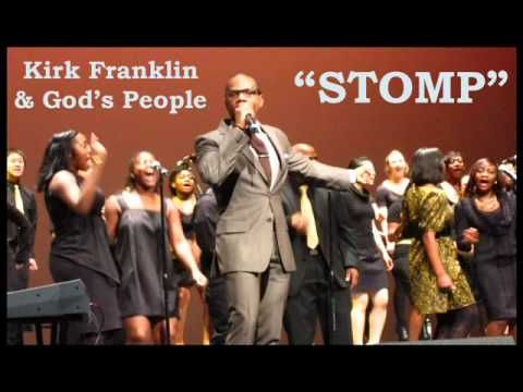 Kirk Franklin at Beacon Theatre