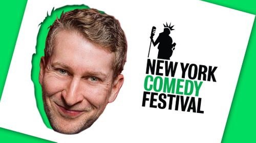 New York Comedy Festival: Comedy Bang! Bang! Live! with Scott Aukerman at Beacon Theatre