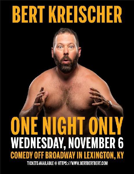 Bert Kreischer at Beacon Theatre