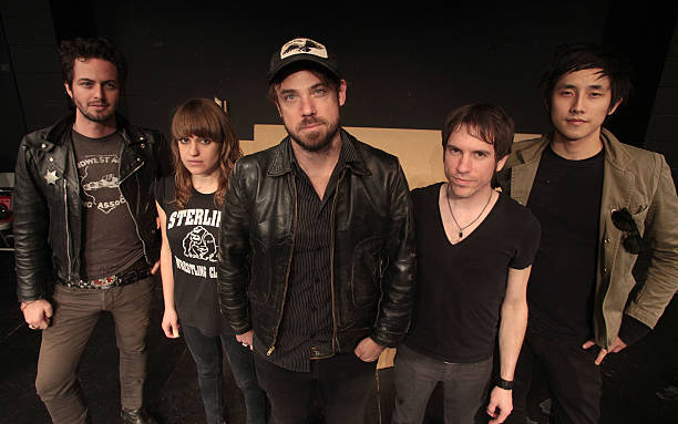 The Airborne Toxic Event at Beacon Theatre