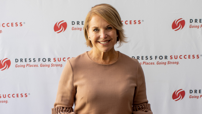 Katie Couric at Beacon Theatre