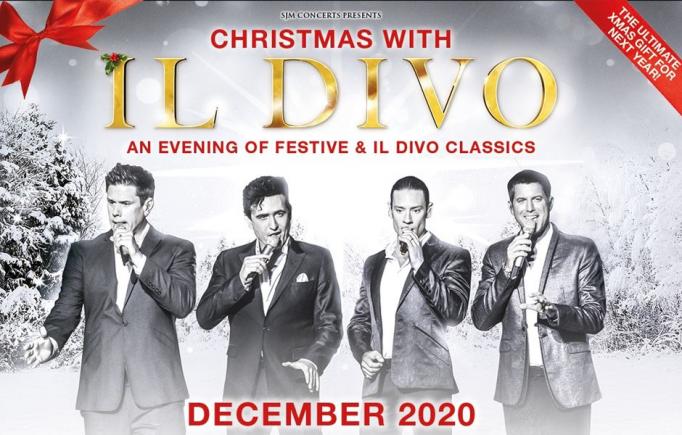 Il Divo [CANCELLED] at Beacon Theatre