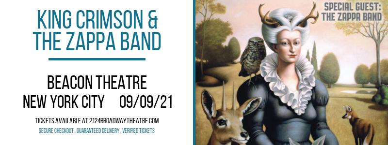 King Crimson & The Zappa Band at Beacon Theatre